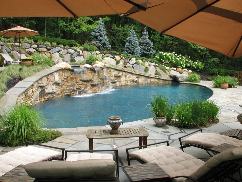 Emejing Pool And Landscape Design Pictures Trends Ideas 2017